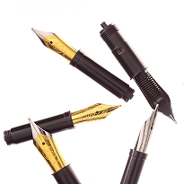 Bock fountain pen nibs