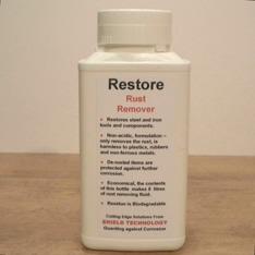 Restore Rust Remover 250ml