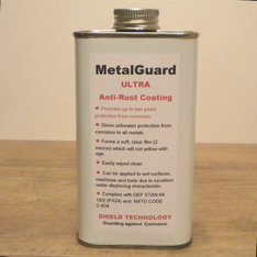 MetalGuard Ultra 250ml