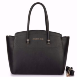Stylish Alexander Black Ladies Handbag (Black)