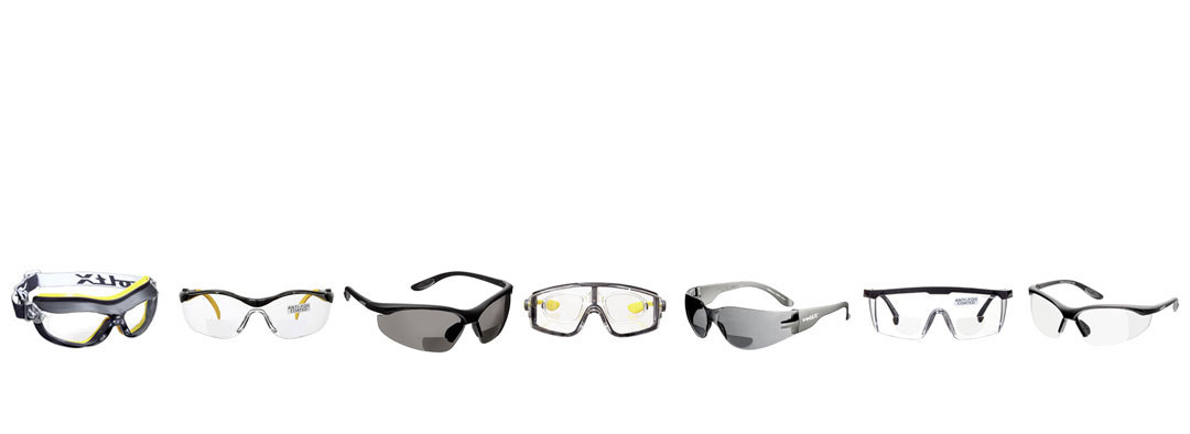 voltXsafety Bifocal & Reading Safety Glasses