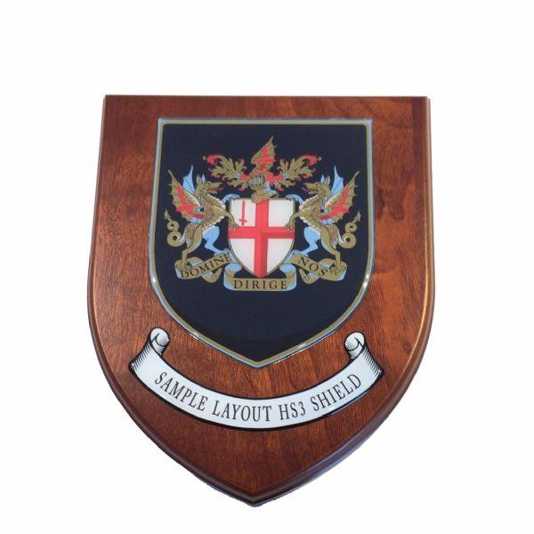 presentation shields