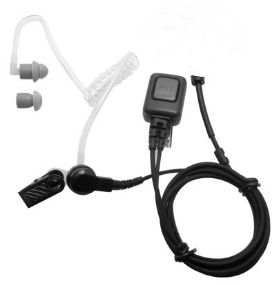 Walkie talkie earpiece