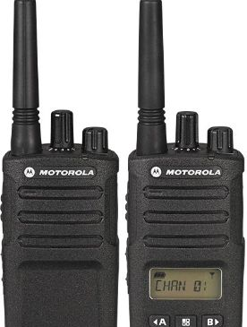 Motorola 446 walkie talkies
